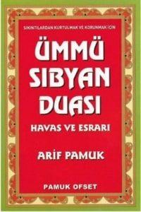 Ümmü sübyan duası, Arif Pamuk, pamuk Yayıncılık / Aysa Yayınevi